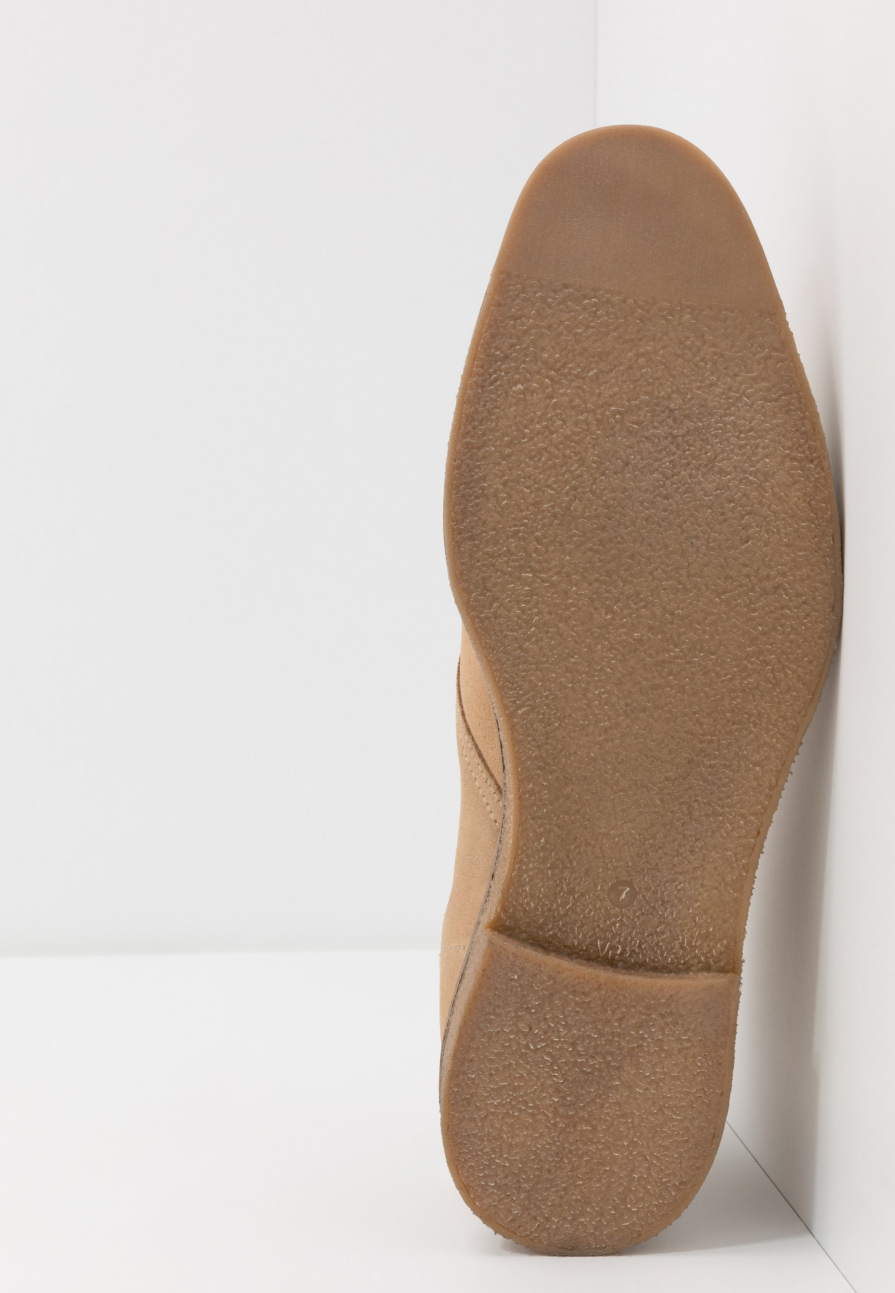 Walk London DYLAN DESERT BOOT Casual snøresko beige