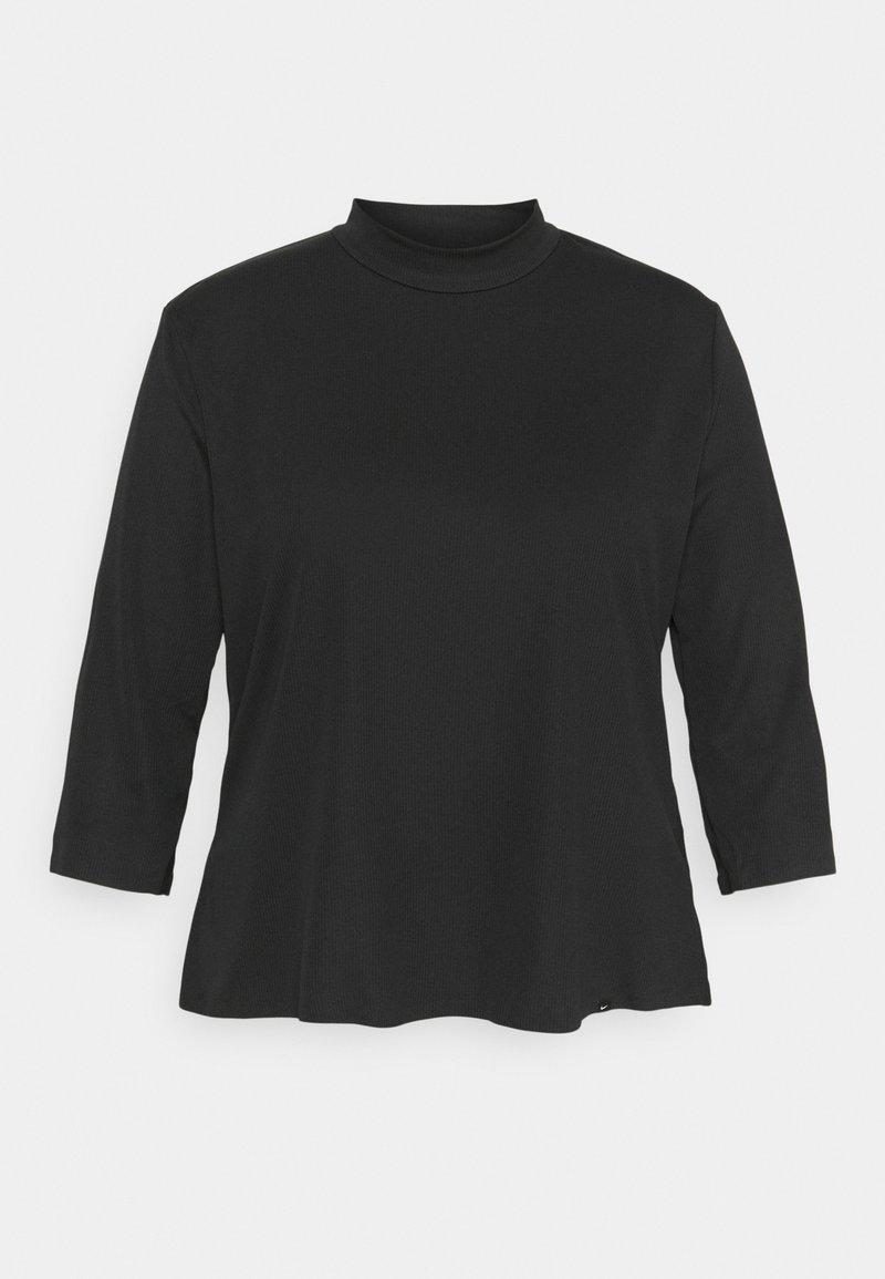 Nike Golf - DRY FIT ACE - Sports shirt - black