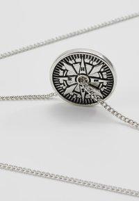 Icon Brand - VASCO PENDANT - Necklace - silver-coloured - 2
