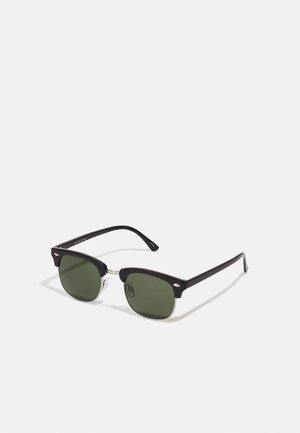 SLHBOB SUNGLASSES - Aurinkolasit - black