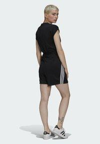 adidas Originals - SHORT JUMPSUIT - Mono - black - 2