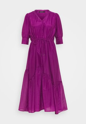 Denní šaty - purple