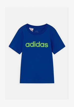 LIN UNISEX - T-shirt con stampa - team royal blue/signal green