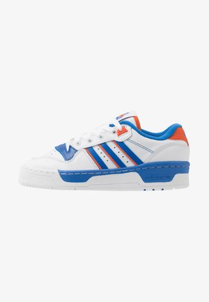 RIVALRY - Sneaker low - footwear white/blue/orange