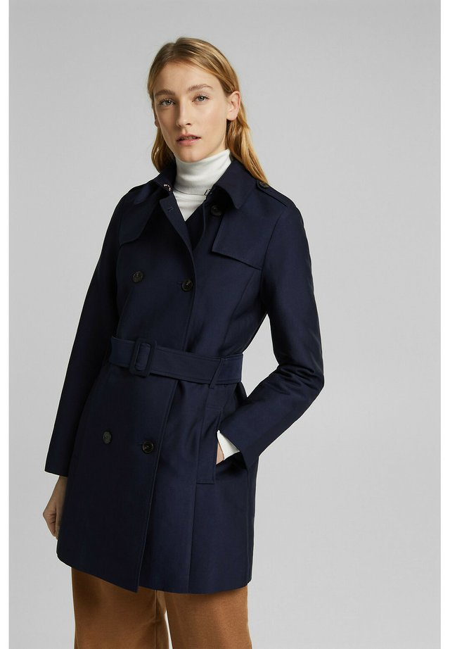 CLASSIC - Trench - navy