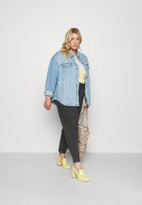 Levi's® Plus - PL SHACKET - Giacca di jeans - pull up - 1