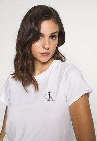 Calvin Klein Underwear - CK ONE LOUNGE CREW NECK - Pyjama top - white - 3