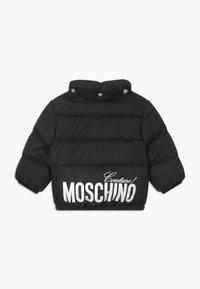 MOSCHINO - PADDED - Down jacket - black - 2