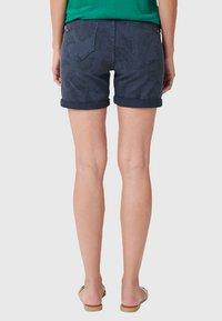 s.Oliver - Short en jean - blue - 2
