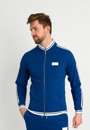CRESPI - Zip-up hoodie - navy