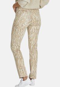 Angels - Straight leg jeans - hellbraun - 2