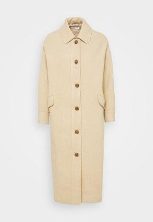 MARIANNE COAT - Zimní kabát - beige