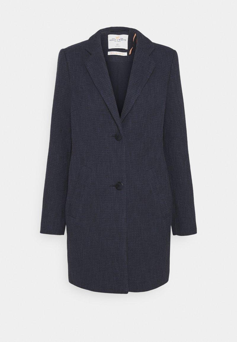 Lindex - JACKET HEDVIG HOLLY - Klasyczny płaszcz - dark blue