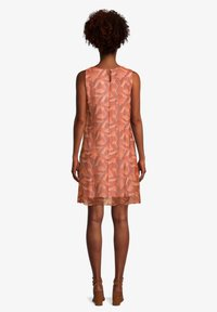 Cartoon - Day dress - orange/red - 1