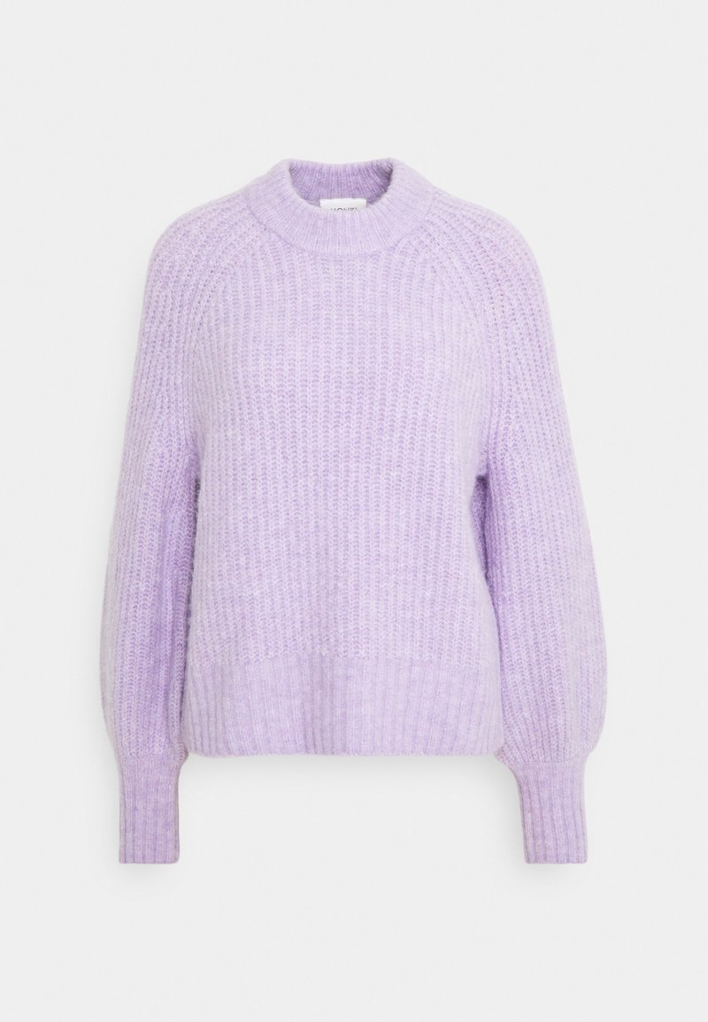 Monki - SONJA - Jumper - lilac purple light