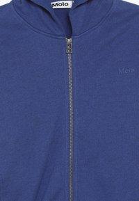 Molo - MASH - Mikina na zip - royal blue - 4