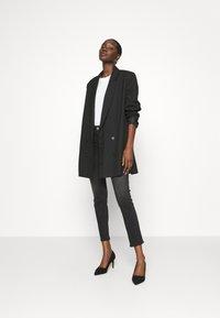 Replay - FAABY - Slim fit jeans - dark grey - 1