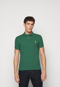 Polo Ralph Lauren - SLIM FIT - Polo - verano green heat - 0