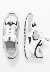 DC Shoes - KALIS LITE - Sneakers - grey/blue/white - 0
