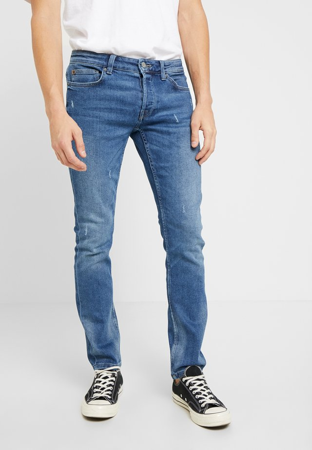 ONSLOOM - Jeans slim fit - blue denim