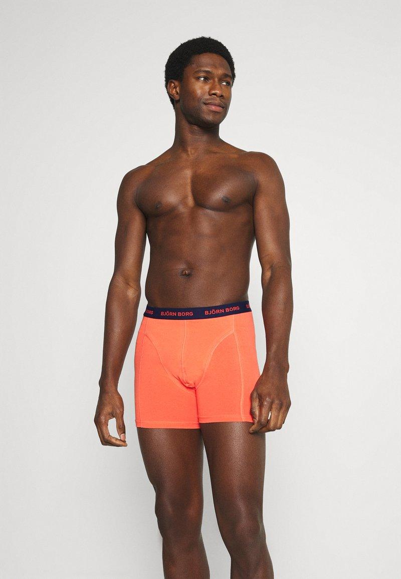 Björn Borg - LEMONSTRIPE SAMMY 5 PACK - Underkläder - ultramarine