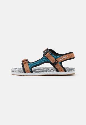 ARAL MR - Walking sandals - sky blue