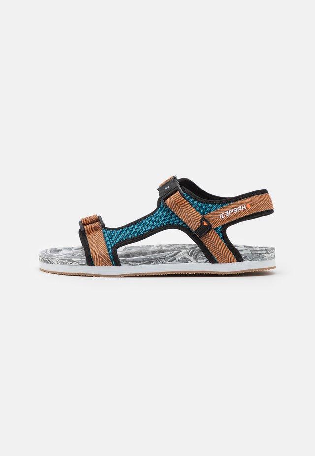 ARAL MR - Chodecké sandály - sky blue