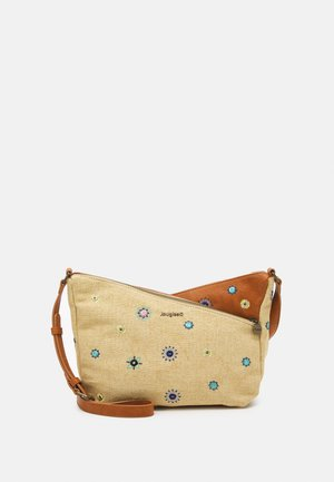 BOLS JULY HARRY MINI - Sac bandoulière - beige