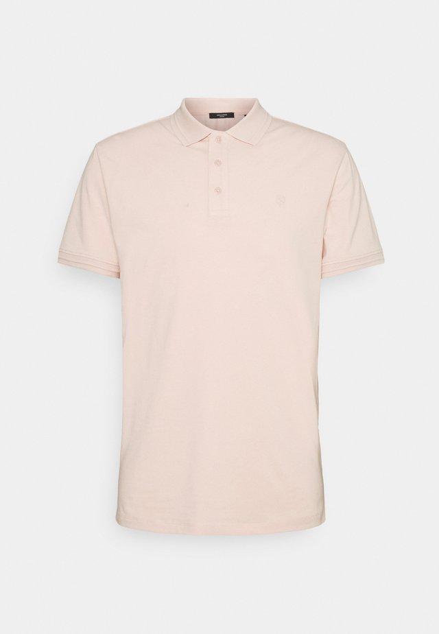 JPRBLALOGO SPRING - Polo shirt - peach whip