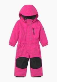 Killtec - OVERALL MINI - Snowsuit - neon pink - 0