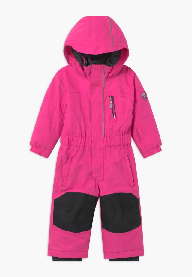 OVERALL MINI - Skioverall / Skidragter - neon pink