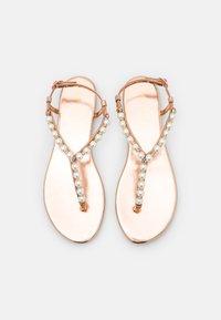 Anna Field - T-bar sandals - rose gold - 5
