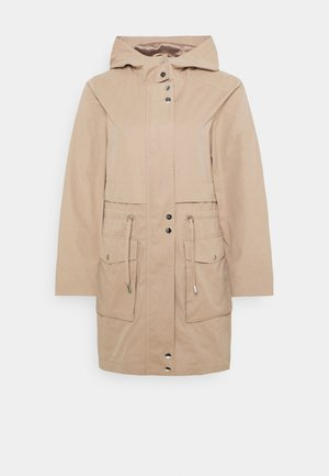 KIWA DOG WALKER - Parka - camel