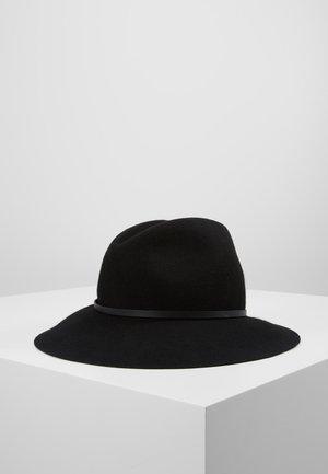 CAPPELLO FEDORA IN FELTRO - Hat - nero