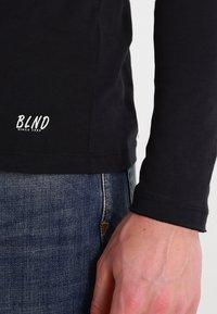 Blend - Long sleeved top - black - 4