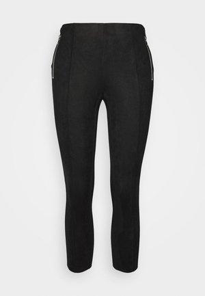 VMCAVA ZIP LEGGING - Trousers - black