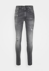 Replay - BRONNY AGED - Jeans Skinny Fit - medium grey - 3