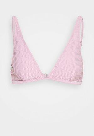 MALDIVES TALL TRI - Bikinitop - lavender