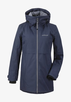 HELLE - Parka - dark night blue