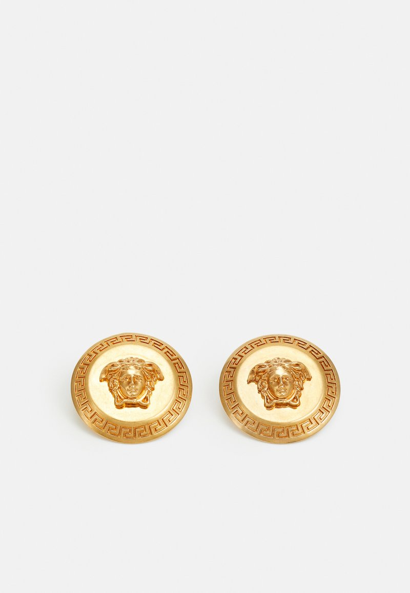 Versace - ORECCHINI - Earrings - oro tribute