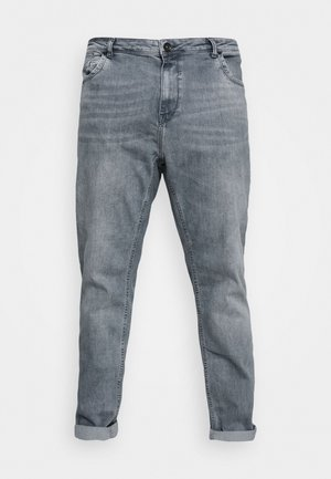 BLAST PLUS  - Slim fit jeans - grey blue