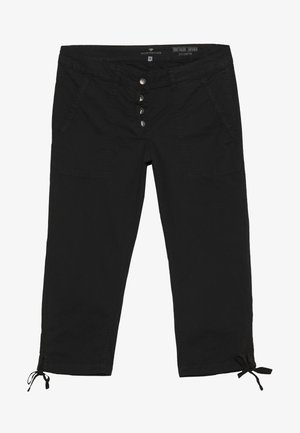 TAPERED RELAXED - Short - black