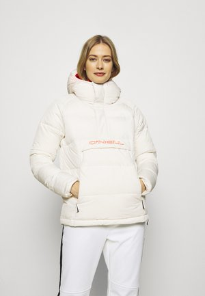 O'RIGINALS JACKET - Snowboardová bunda - powder white