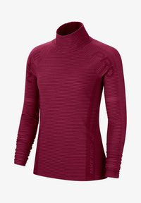 Nike Performance - PRO HYPERWARM - Sweatshirt - bordeaux - 3