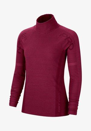 PRO HYPERWARM - Sweatshirt - bordeaux