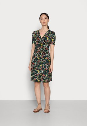 CECIL DRESS LAJOLA - Jersey dress - black