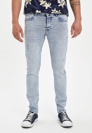 Vaqueros slim fit - blue