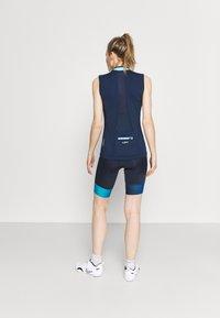 Gore Wear - FORCE SHORT WOMENS - Tights - orbit blue/scuba blue - 2