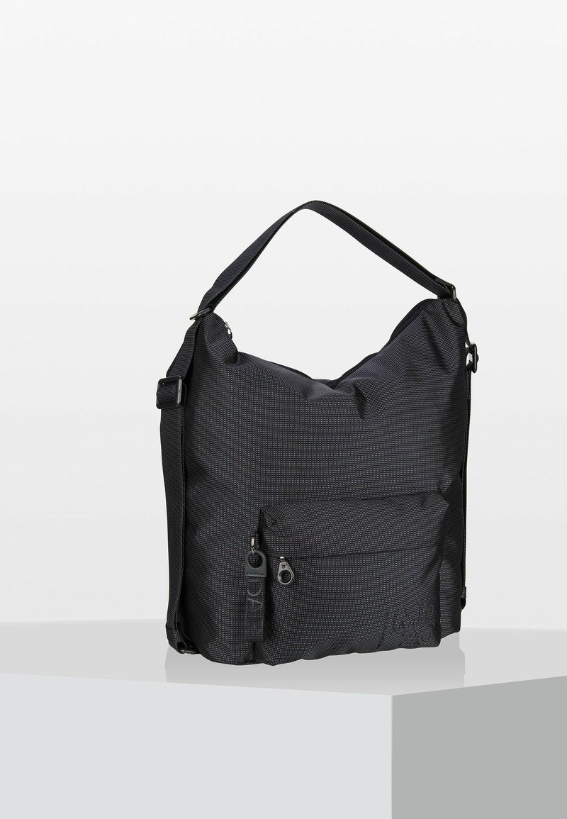 Mandarina Duck - LUX - Handbag - steel