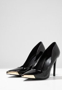 Versace Jeans Couture - High heels - nero - 4